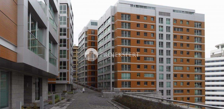 Terrace Fulya Satılık 1+1 d
